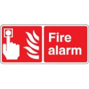 Fire Safety Sign - Fire Alarm 040